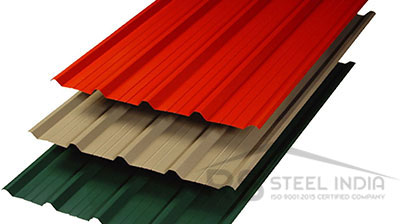COLOR Coated Sheet