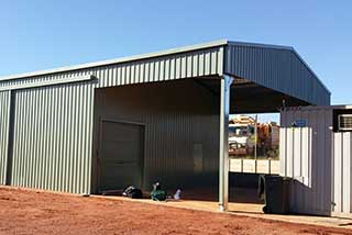 Residential Shed