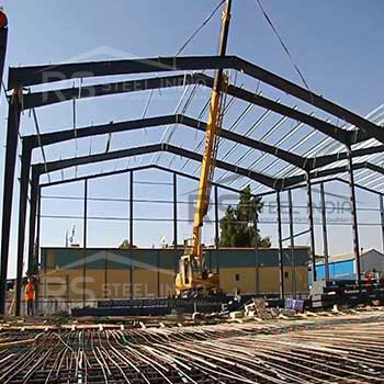 prefabricated structure