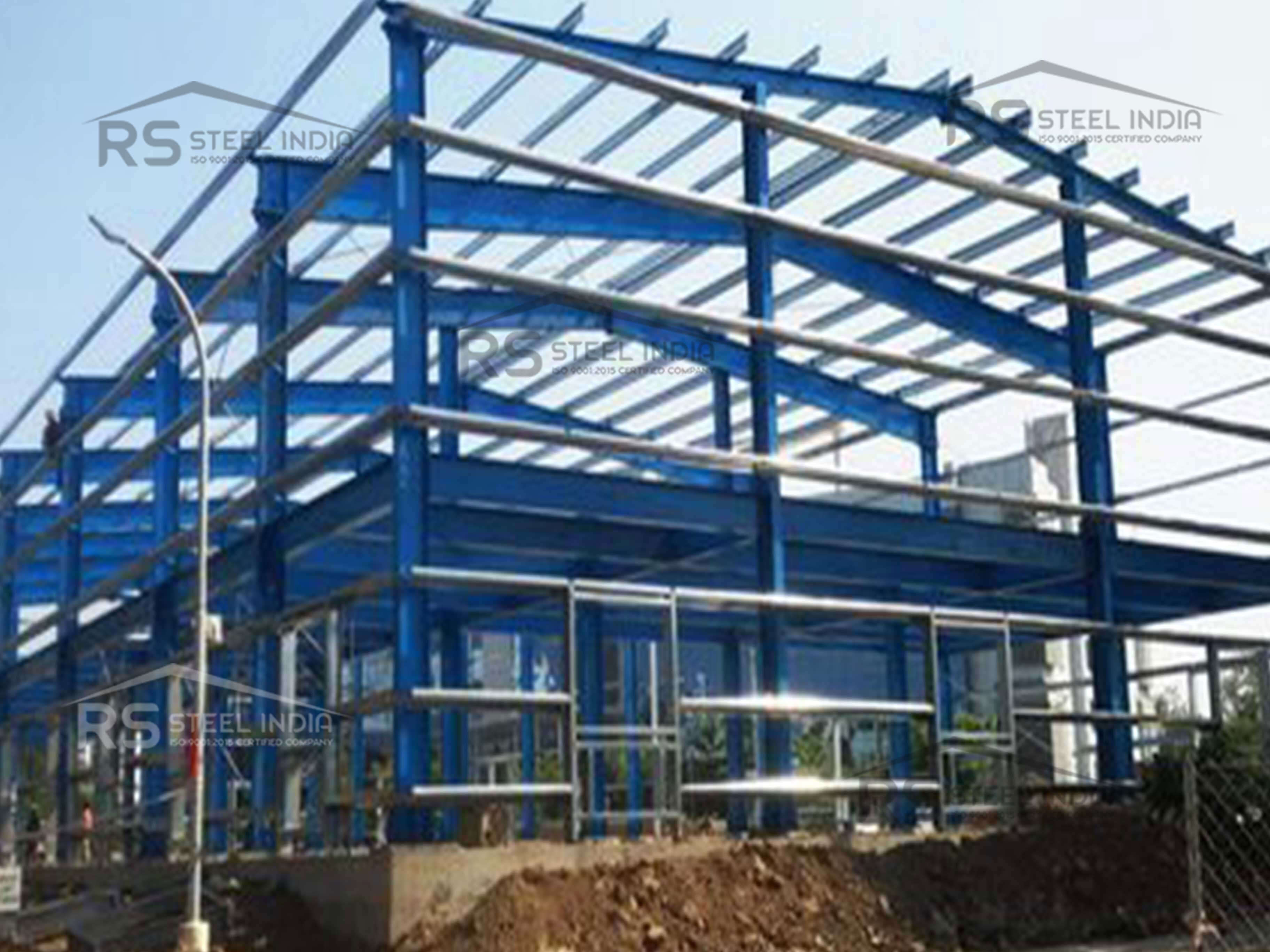 A Complete Building Solution with speed and safety assurance